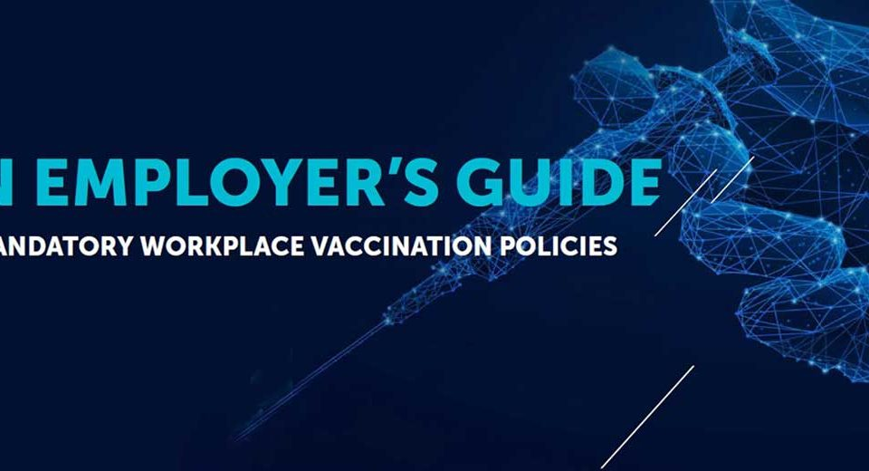 Mandatory Workplace Vaccination Policies